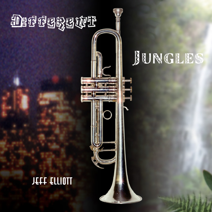 Different Jungles cover
